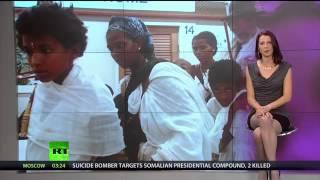 JEWISH FORCED STERILIZATION ON BLACK ETHIOPIAN JEWS
