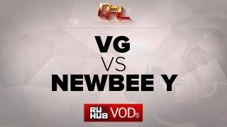 Newbee.Y vs VG, game 2