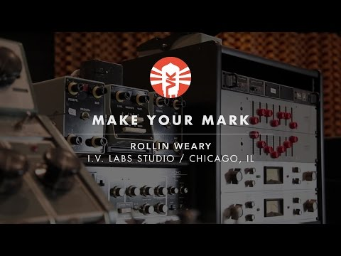 Make Your Mark With Rollin Weary Of I.V. Labs Studio
