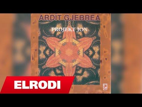 Ardit Gjebrea - Jon (Official Song) (видео)