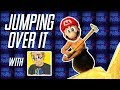 JUMPING OVER IT WITH NATHANIEL BANDY   Mario 64 ROM/Hack (HARD)