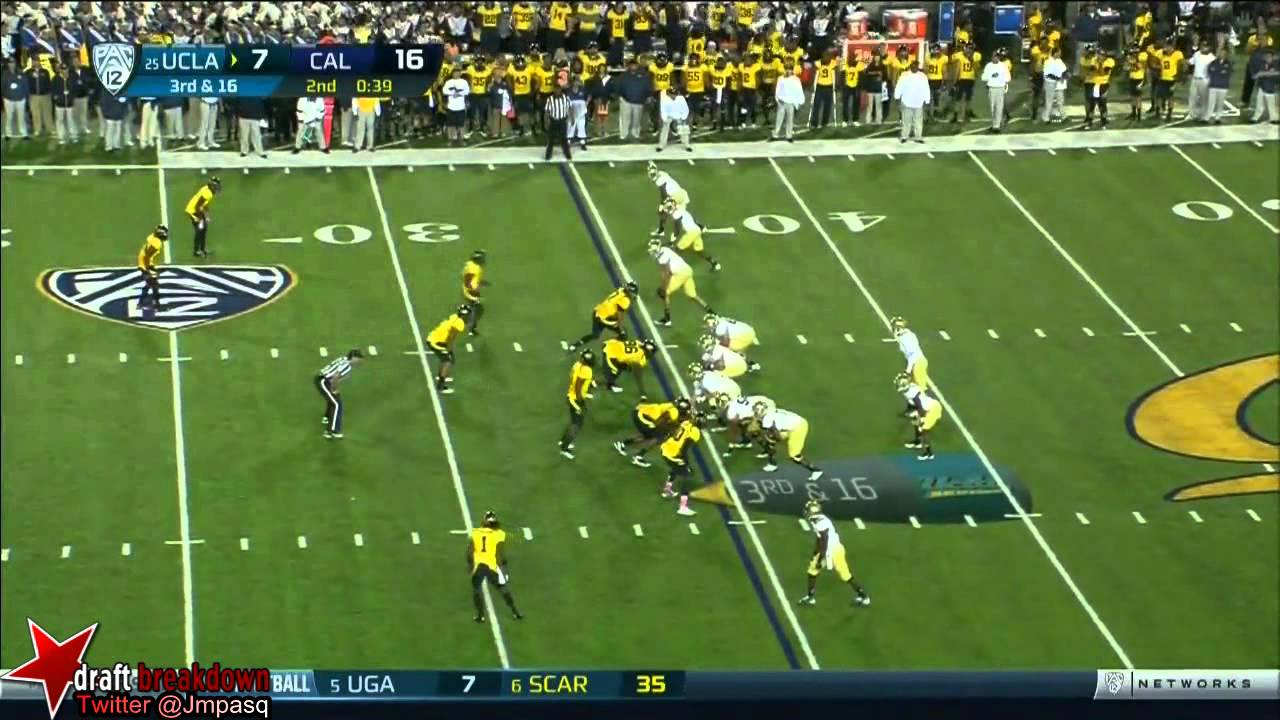 Chris McCain vs UCLA (2012)