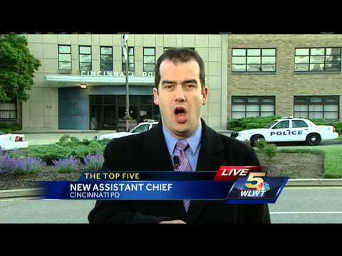 wlwttv - As Chief James Craig is considered for a new job in Detroit, Cincinnati police have promoted a captain to be assistant chief.