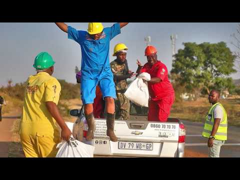 DR MALINGA FT BEAT MOVEMENT -  SHEBELEZA OFFICIAL MUSIC VIDEO