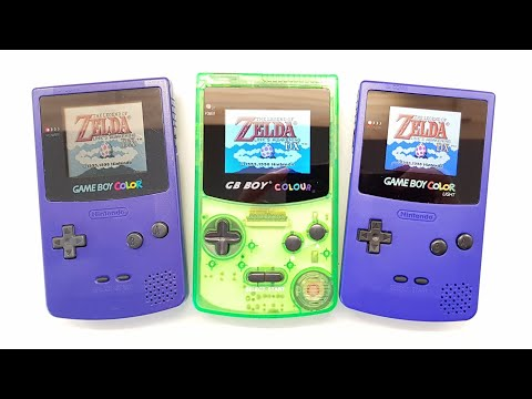 $235 GameBoy VS $35 GameBoy Color!