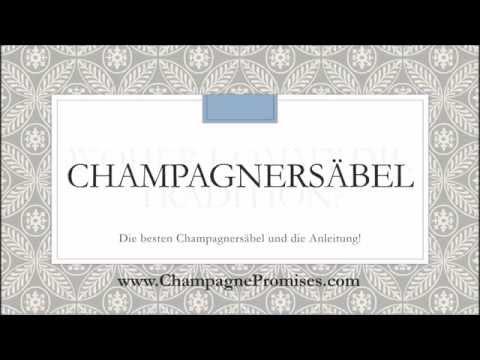 Champagnersäbel Test