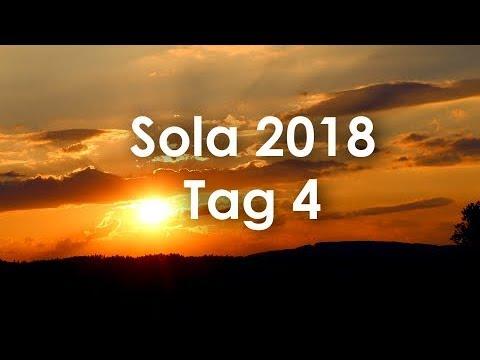 SOLA 2018 Tag 4