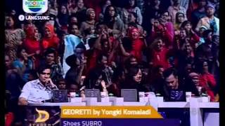Subro - Buta - Konser Final 110214