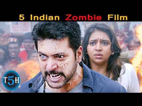 Top 5 Indian Zombie Movies || Top 5 Hindi