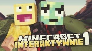 Minecraft Interaktywnie [#1]: Jaś&skkf = PRZYGODA! (sezon 4)