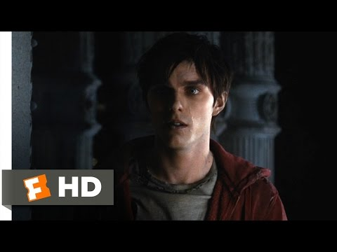 Warm Bodies (6/9) Movie CLIP - I Came to See You (2013) HD