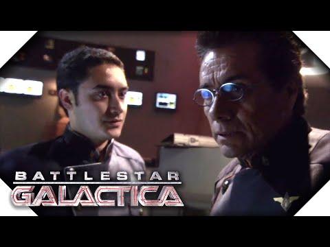 Battlestar Galactica | A Risky Plan