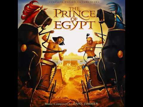 13 The Prince Of Egypt Desert Montage OST