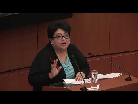 LA VIOLENCIA POLÍTICA PONE EN RIESGO LA DEMOCRACIA: MARTHA TAMAYO
