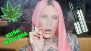 KUSH INFUSED MASCARA... WTF! Is It Jeffree Star Approved?