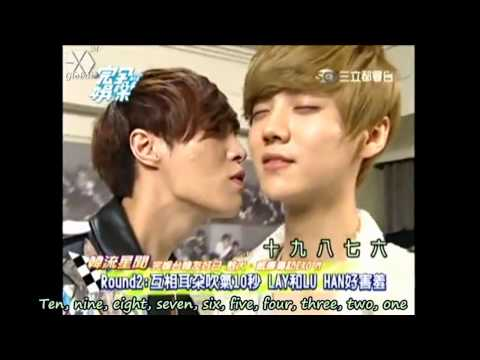 [ENG] 120921 Total Entertainment  EXO-M CUT