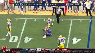 Jonotthan Harrison vs LSU (2013)