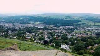 Ilkley United Kingdom  city images : Cow and Calf Rocks, Ilkley, Bradford. UK