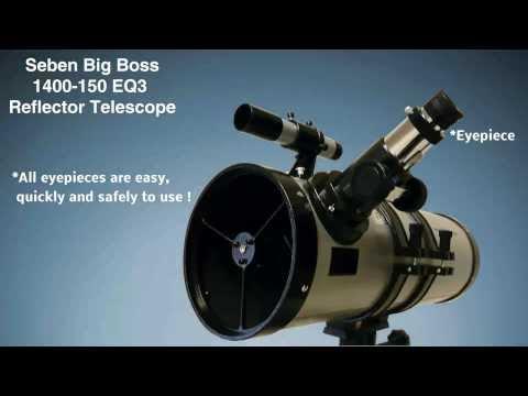 Seben star sheriff reflector telescope other cameras gumtree