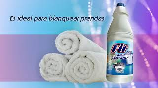 Cloro Jabonoso Fit Bleach