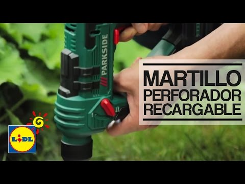 Martillo Perforador Recargable - Lidl España