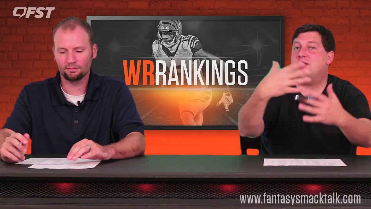 Fantasy Football: Week 2 Player Rankings thumbnail
