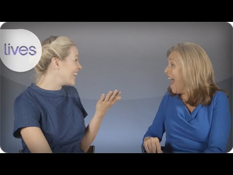 Meredith Vieira and Cherry Healey Talk Motherhood, Brothers and Bums! Presented by Cottonelle