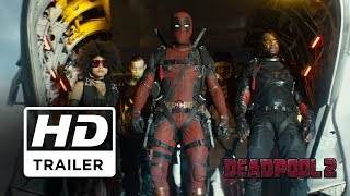 Video Deadpool 2 | Trailer Oficial | Legendado HD MP3, 3GP, MP4, WEBM, AVI, FLV Maret 2018
