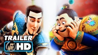 Nonton The Guardian Brothers Official Trailer  2016  Meryl Streep Edward Norton Animated Movie Hd Film Subtitle Indonesia Streaming Movie Download