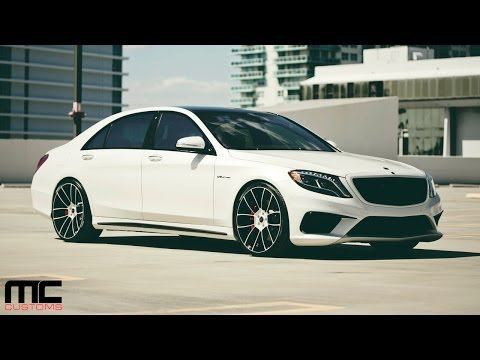 MC Customs Mercedes Benz S63