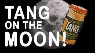 No, NASA Didn't Invent Tang
