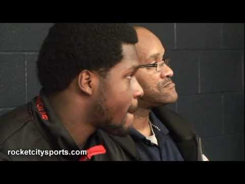 Reggie Ragland Interview 2/1/2012 video.
