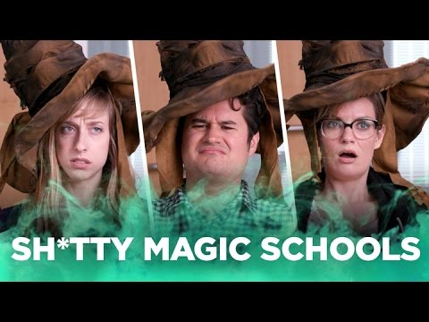 Magic Schools Sh ttier Than Hogwarts
