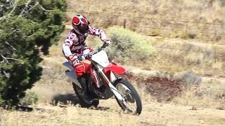 10. 2011 Honda CRF450X Revisit
