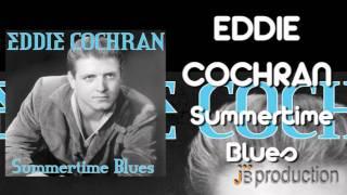 Eddie Cochran - Summertime Blues Chords