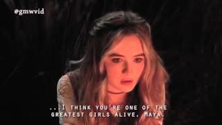 Girl Meets World - Rewritten Campfire Scene (Lucaya)