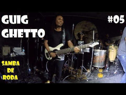 Guig Ghetto (Samba de Roda 01) em Teixeira de Freitas - Ba #05 [HD]