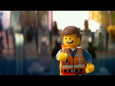 Fun Lego Movie Trailer