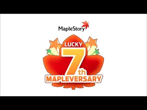 MapleStory — Lucky 7th Mapleversary!