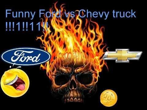 Ford vs Chevy (Who wins??!!)