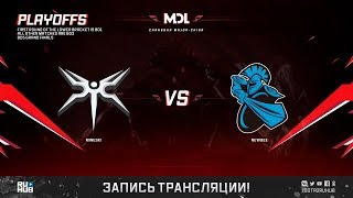 Mineski vs NewBee, MDL Changsha Major, game 2 [Jam, Eiritel]