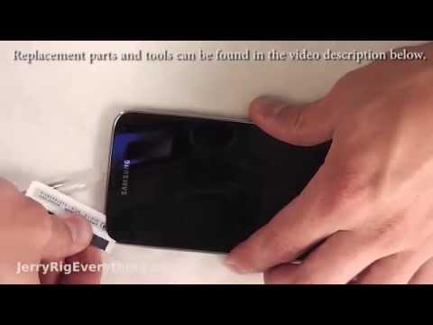 Galaxy S5 Screen Repair, Charging Port Fix, Complete Teardown