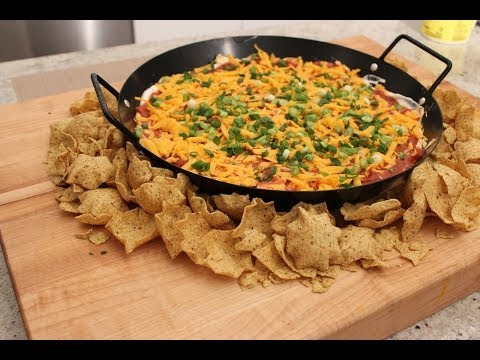 Delicious  Dip for Superbowl Party.