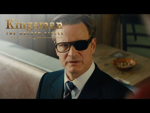 "Kingsman: The Golden Circle | ""American Cousins"" TV Commercial  