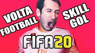 FIFA 20 INIZIA L'AVVENTURA! PRIME PARTITE E SKILL VOLTA FOOTBALL