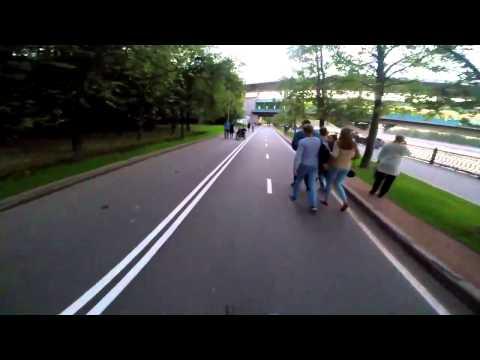Самая опасная велодорожка в Европе