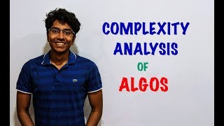 What is Time Complexity Analysis? - Basics of Algorithms