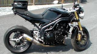 6. 2007 Triumph Speed Triple