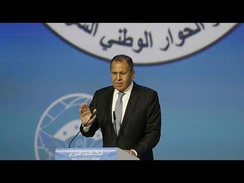 Σότσι: Μετ' εμποδίων η ειρηνευτική διάσκεψη για τη Συρία