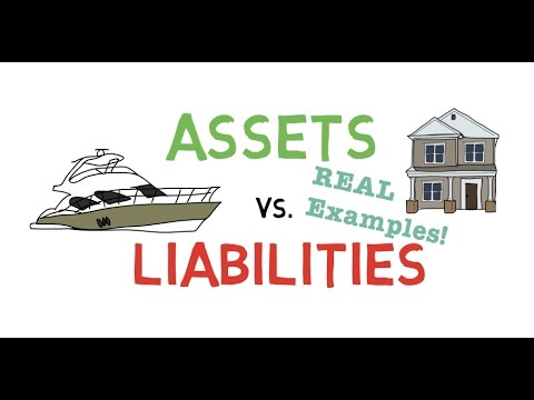 Assets Vs  Liabilities With Examples!